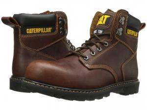 Bota Caterpillar 2nd Shift Steel Toe Tan
