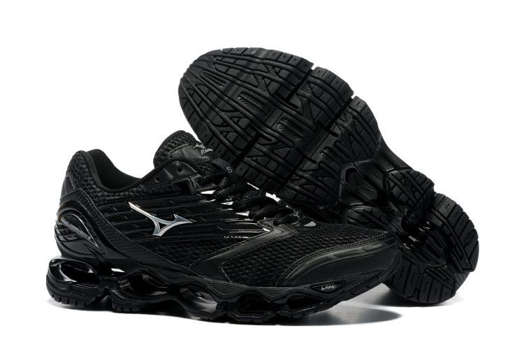 Zoom Tênis Mizuno Wave Prophecy 5 Preto