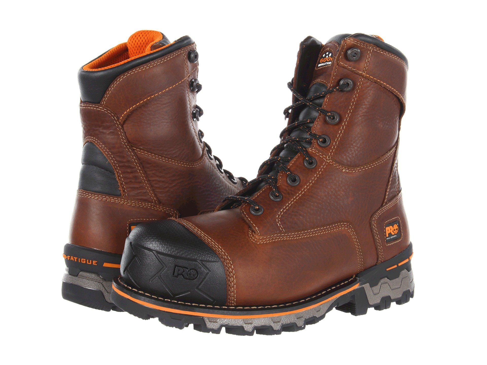 Zoom Timberland PRO Boondock WP Insulated Soft Toe