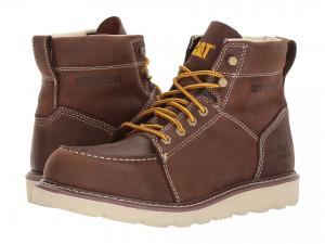 Bota Caterpillar Tradesman Chocolate Full