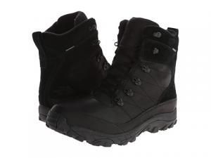 Bota The North Face Chilkat Leather preta