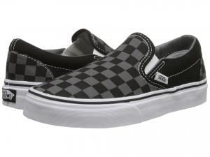 Vans Classic Slip-On Core Classics checkeboard black pewter