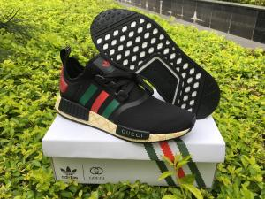 Tênis Adidas NMD Joint Gucci